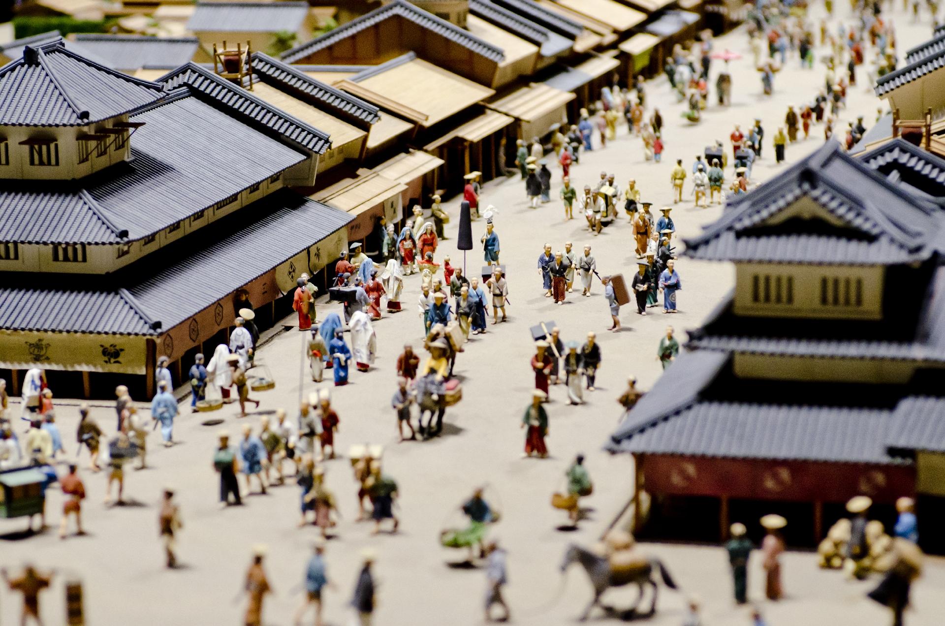 火事が起きたとき、江戸商人が最優先させたのは顧客台帳