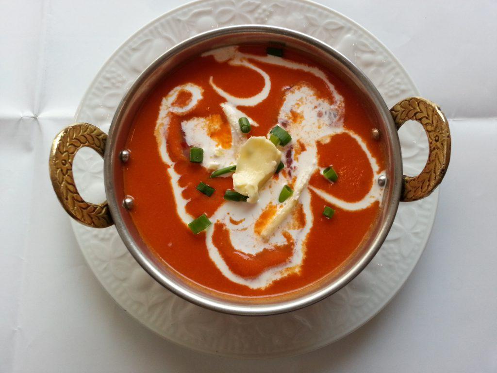 インド料理 人気ナンバー2 バターチキンマサラ(Butter Chicken Masala)