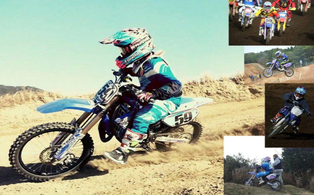 Assistere が参戦している、全日本モトクロス選手権シリーズ レディースクラス