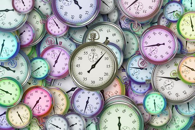 ベネフィットを「時間」で考えると?(thinking about benefits with time ? ))