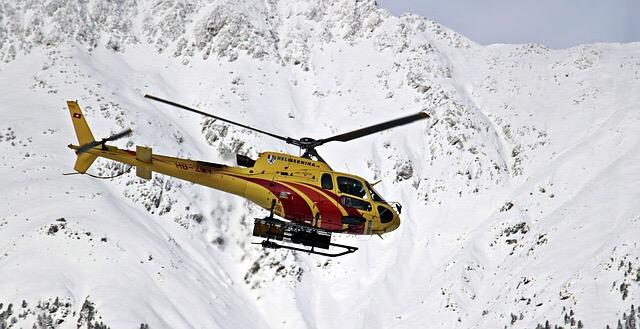 雪崩に遭遇した登山隊の話(続き)