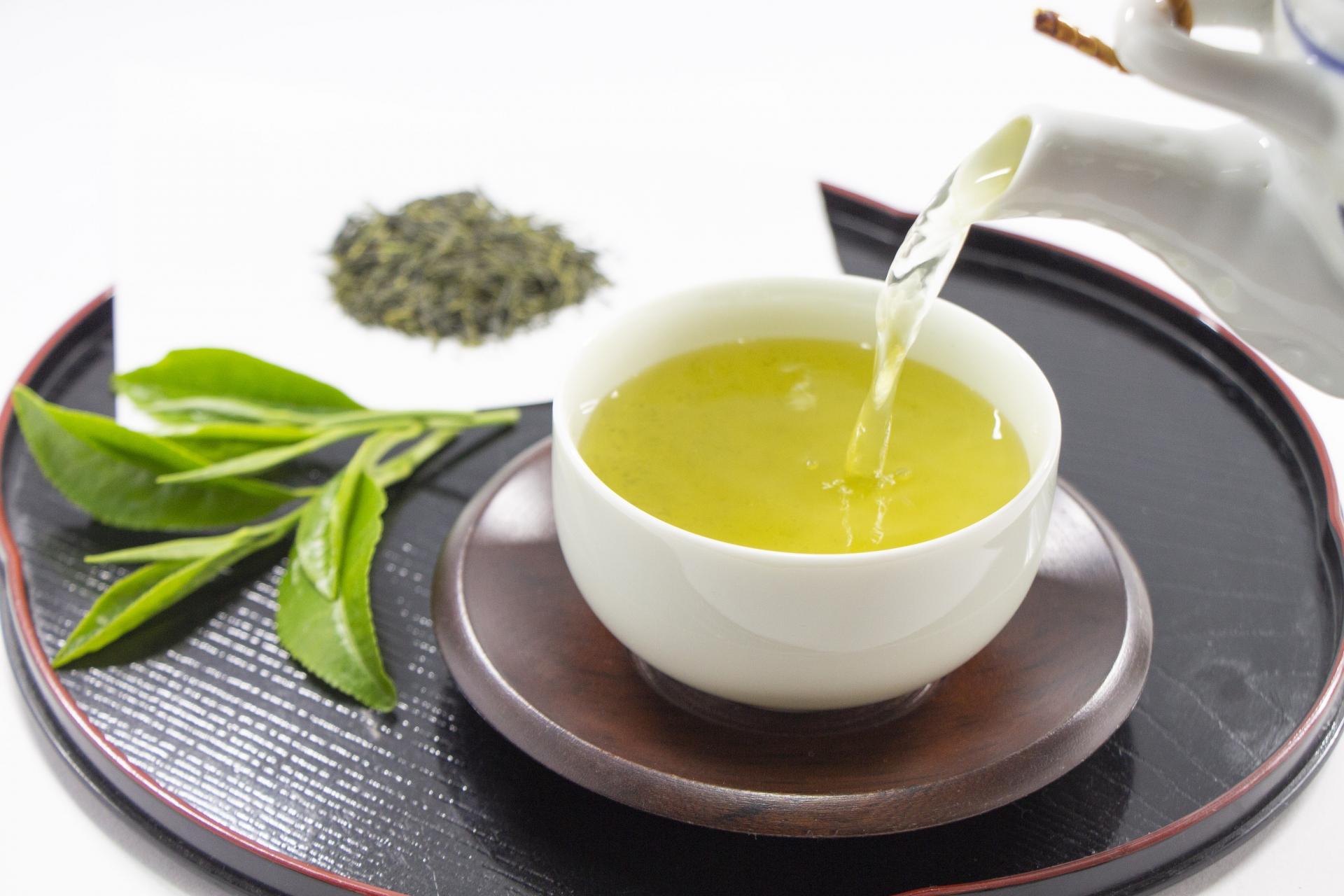 三杯の茶(三献茶)