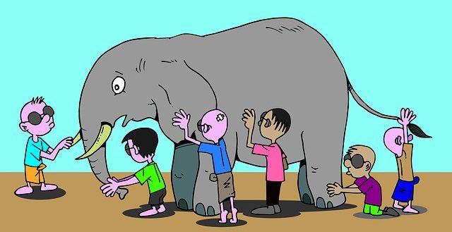 マーケティングの本質。『6人の盲人と象』と経営者が最優先すべき仕事とは?
