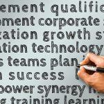 専門的なビジネスブログを読みやすくする方法。キーワードを設定する。